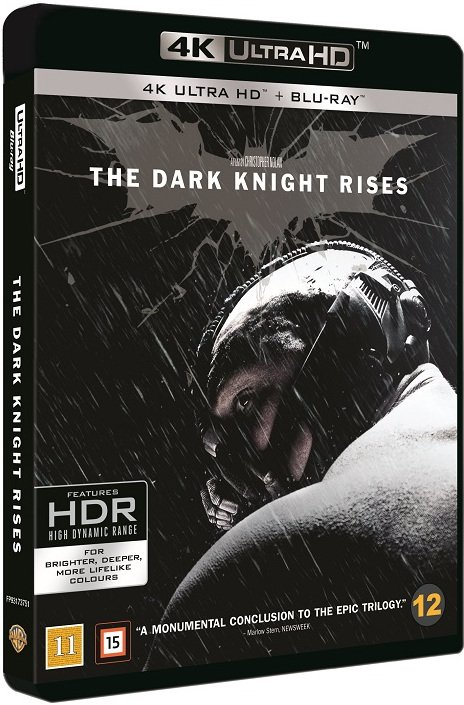 Billede af Batman - The Dark Knight Rises - 4K Blu-Ray