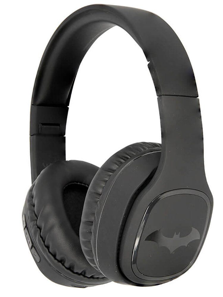 Image of   Batman - Trådløs Bluetooth Hovedtelefoner Til Børn - The Dark Knight - Sort