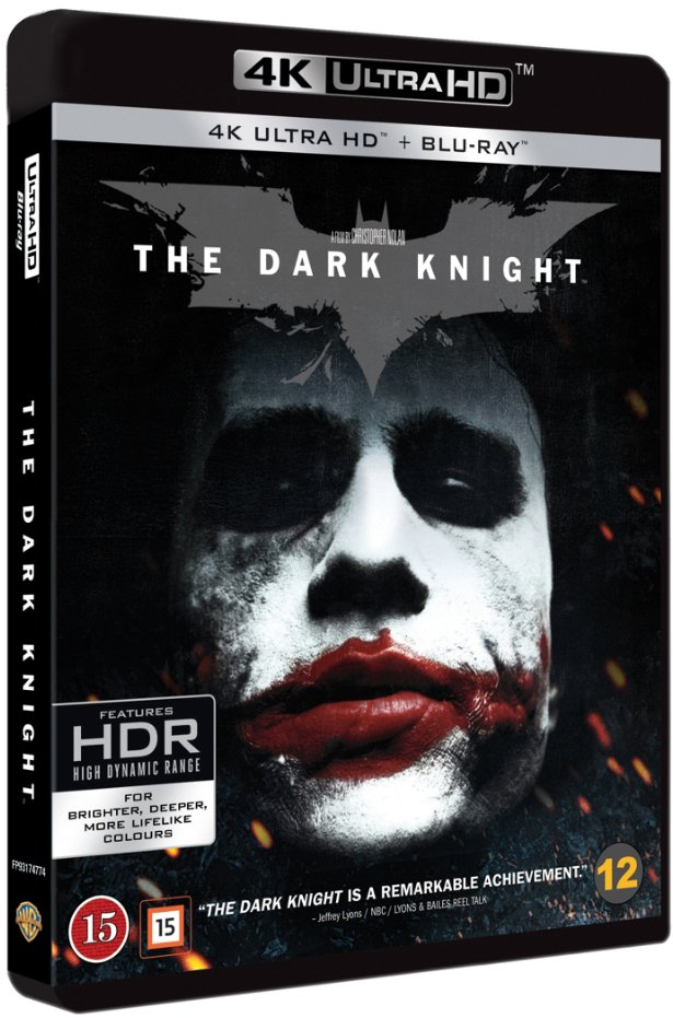 Billede af Batman - The Dark Knight - 4K Blu-Ray