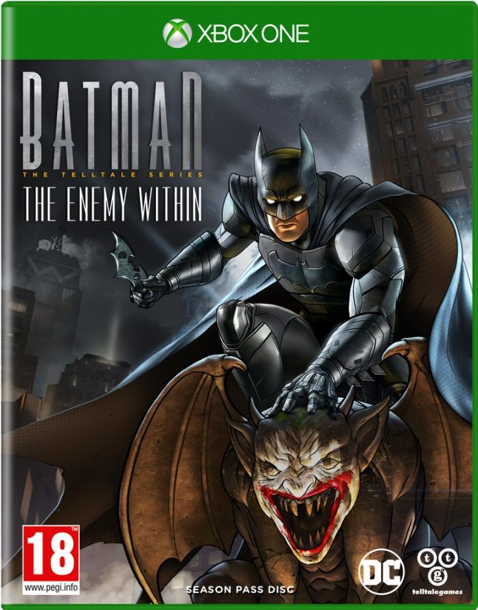 Image of   Batman: The Telltale Series - The Enemy Within - Xbox One