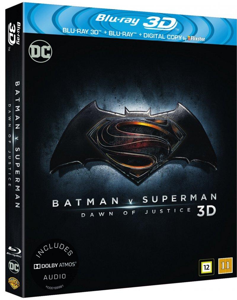 Billede af Batman Vs Superman: Dawn Of Justice - 3D Blu-Ray