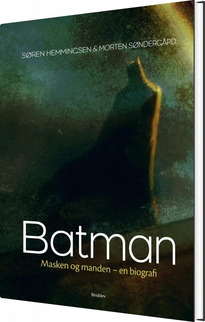 Billede af Batman - Søren Hemmingsen - Bog