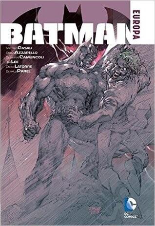 Image of   Batman - Brian Azzarello - Tegneserie