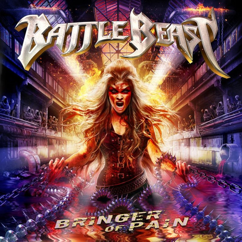 Image of   Battle Beast - Bringer Of Pain - CD
