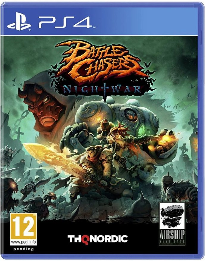 Image of   Battle Chasers: Nightwar - PS4