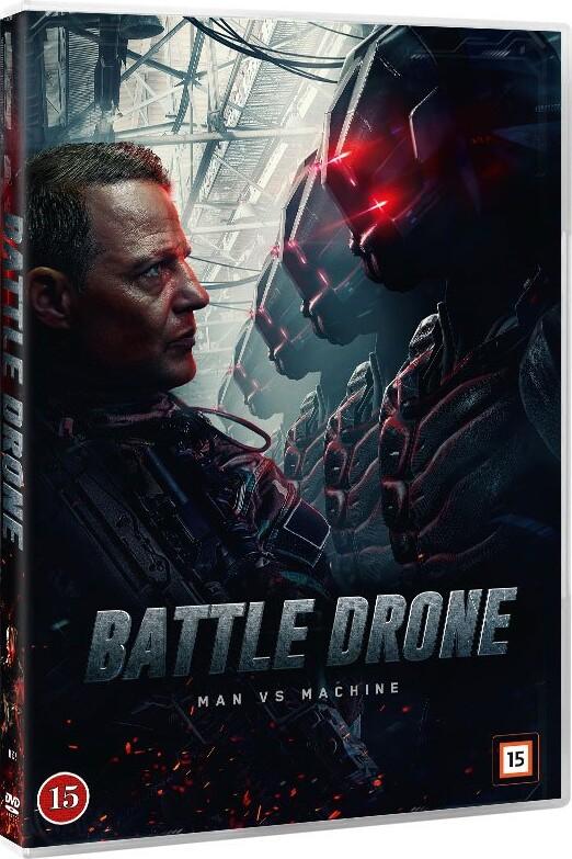 Image of   Battle Drone - DVD - Film
