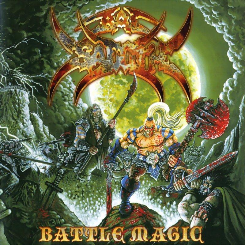 Image of   Bal-sagoth - Battle Magic - CD
