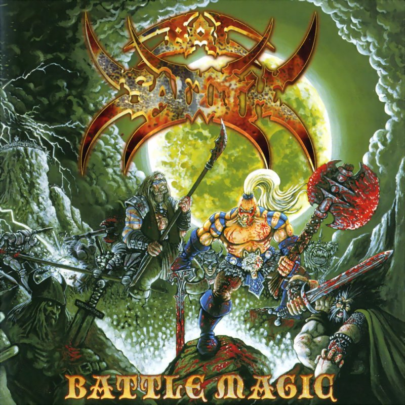 Image of   Bal-sagoth - Battle Magic - CD