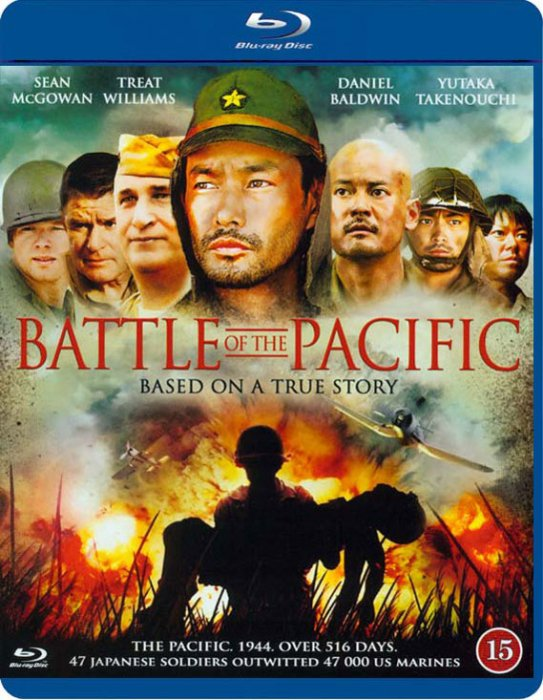 Image of   Battle Of The Pacific / Oba, The Last Samurai - Blu-Ray