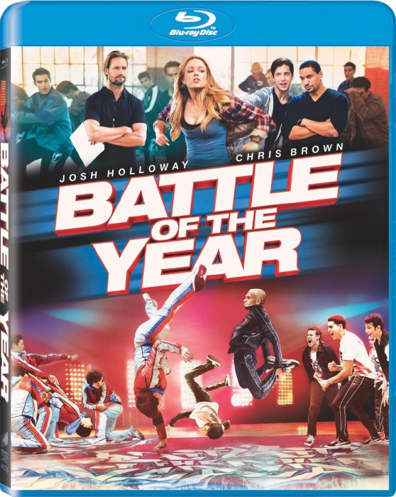 Image of   Battle Of The Year - Blu-Ray