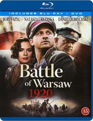 Image of   Battle Of Warsaw 1920 / Bitwa Warszawska (blu-ray + Dvd) - Blu-Ray