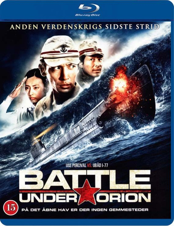 Image of   Battle Under Orion - Blu-Ray