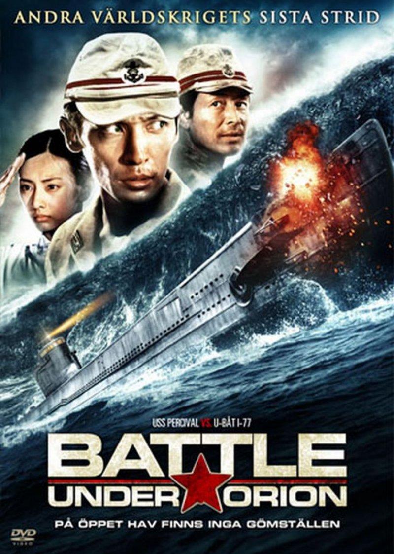 Image of   Battle Under Orion - DVD - Film