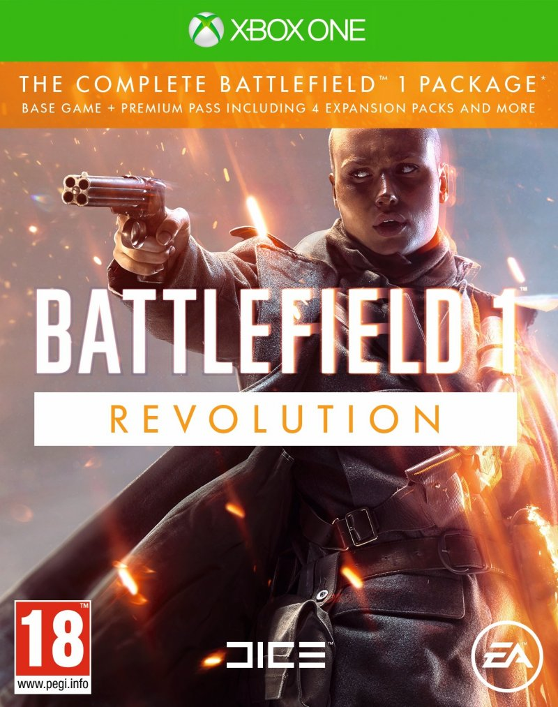 Image of   Battlefield 1 Revolution - Xbox One