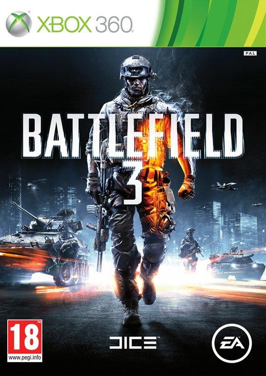 Image of   Battlefield 3 (nordic) - Xbox 360