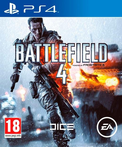 Image of   Battlefield 4 - PS4