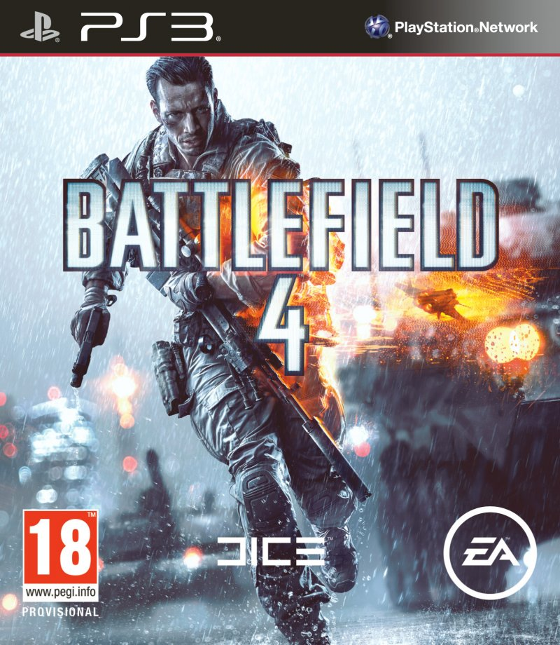 Image of   Battlefield 4 - PS3