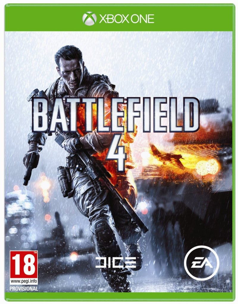 Image of   Battlefield 4 - Xbox One