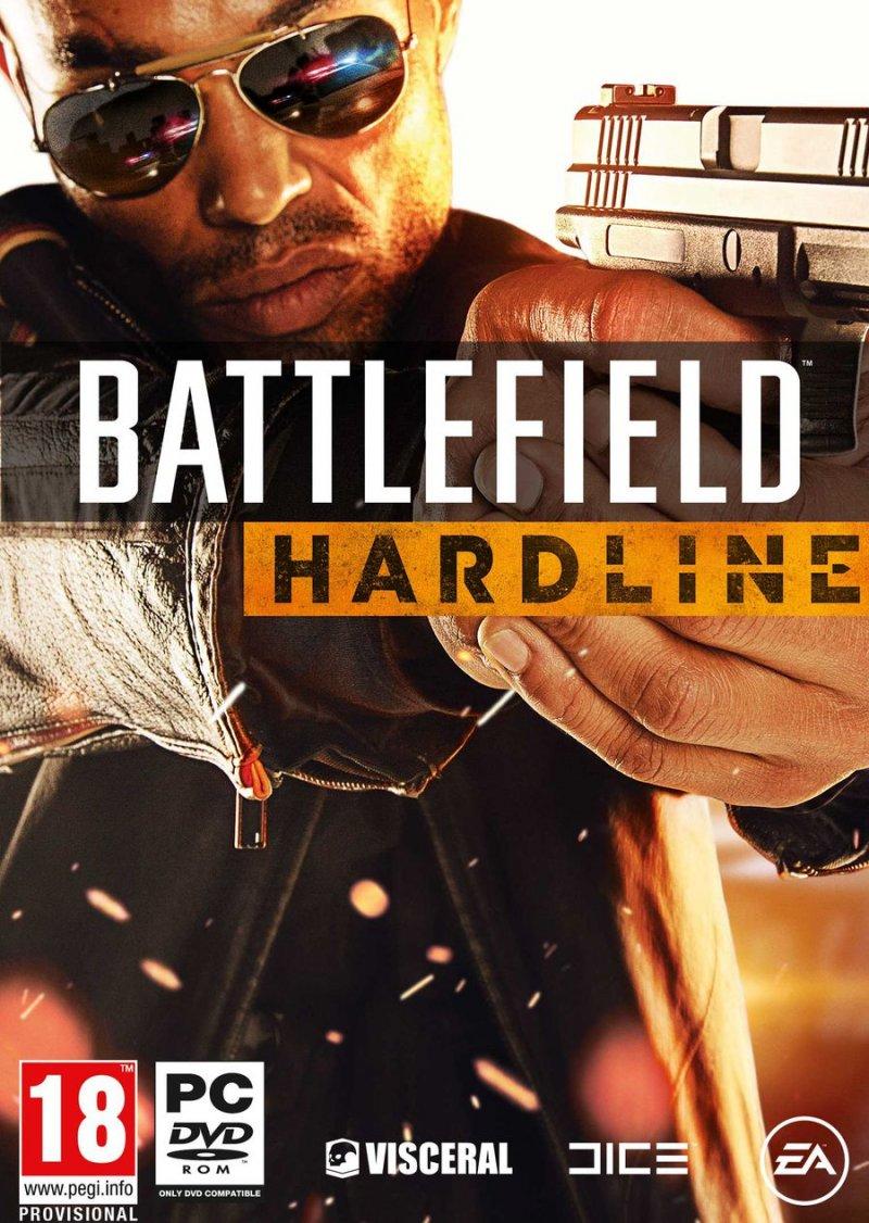 Image of   Battlefield: Hardline (nordic) - PC