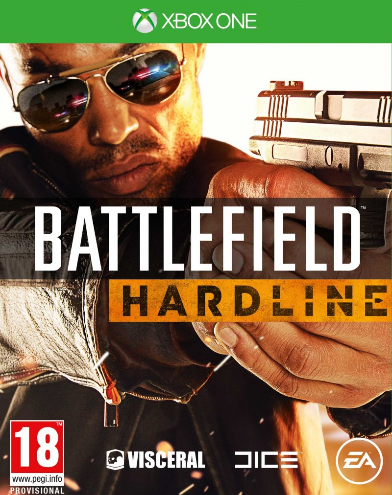 Image of   Battlefield: Hardline (nordic) - Xbox One
