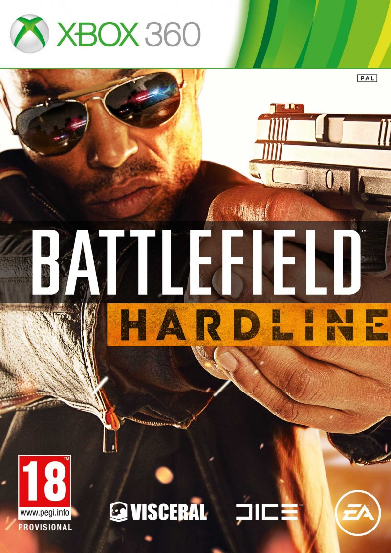 Image of   Battlefield: Hardline (nordic) - Xbox 360