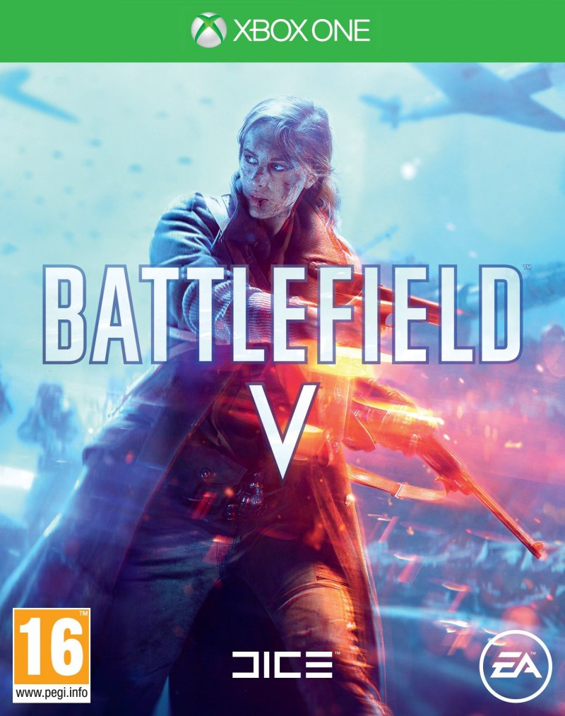 Image of   Battlefield V - 5 - Xbox One