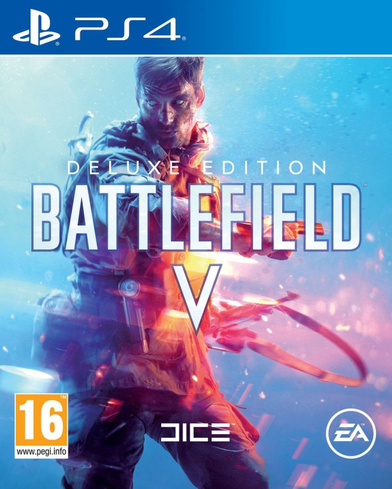 Image of   Battlefield V (nordic) Deluxe Edition - PS4