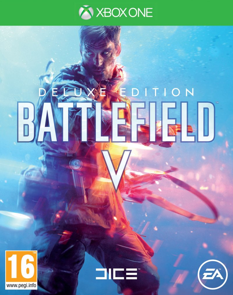 Image of   Battlefield V (nordic) Deluxe Edition - Xbox One
