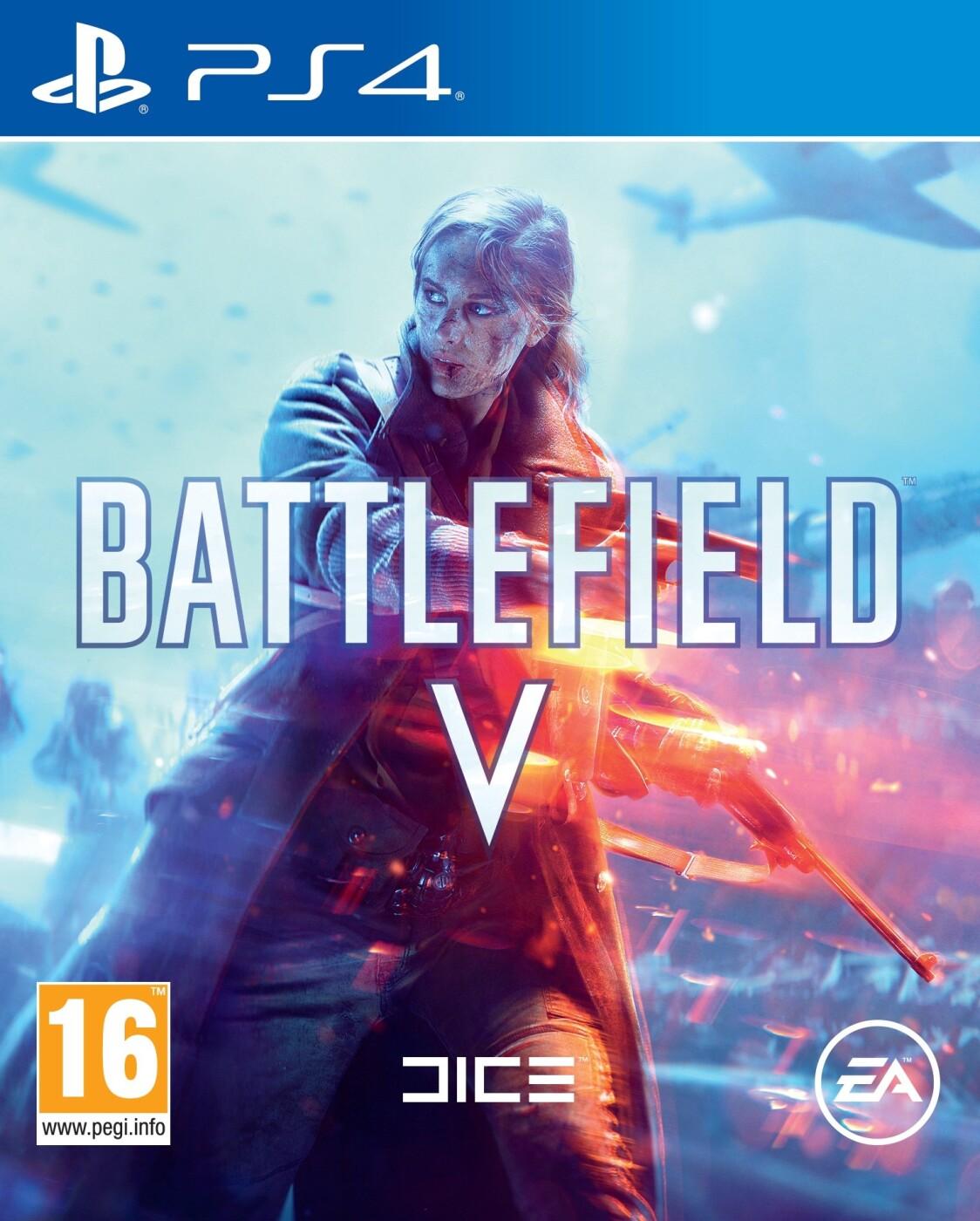 Battlefield 5 / V - Nordic - PS4