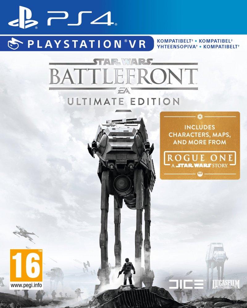Image of   Battlefront Ultimate - Bundle Edition - PS4