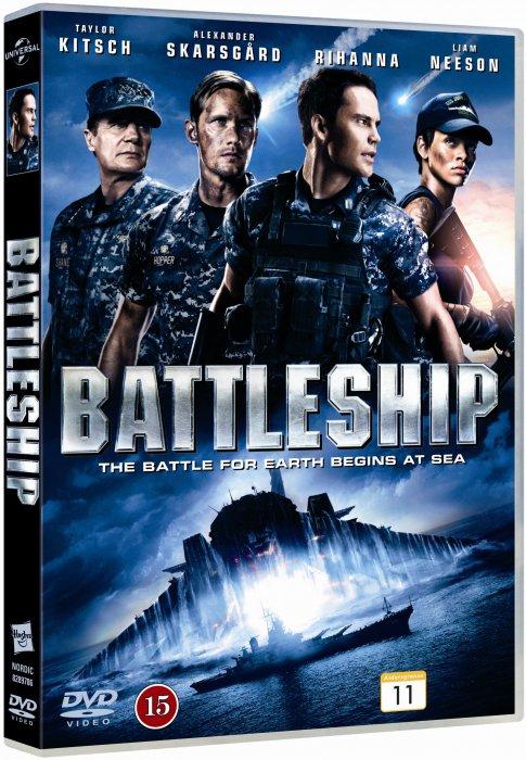 Image of   Battleship - DVD - Film