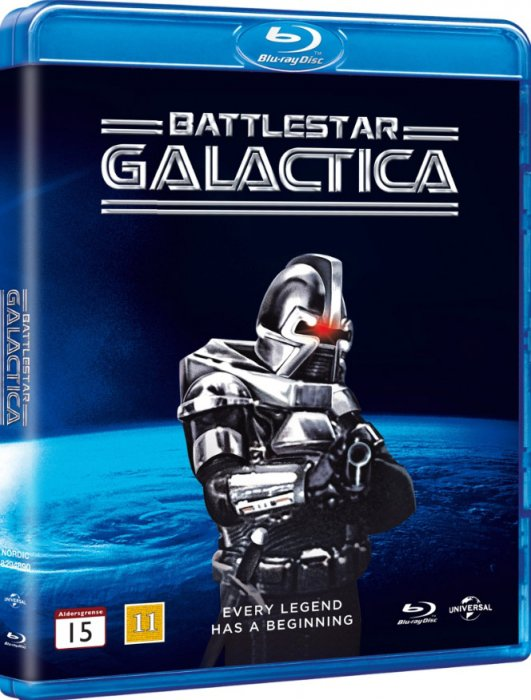Image of   Battlestar Galactica - Blu-Ray