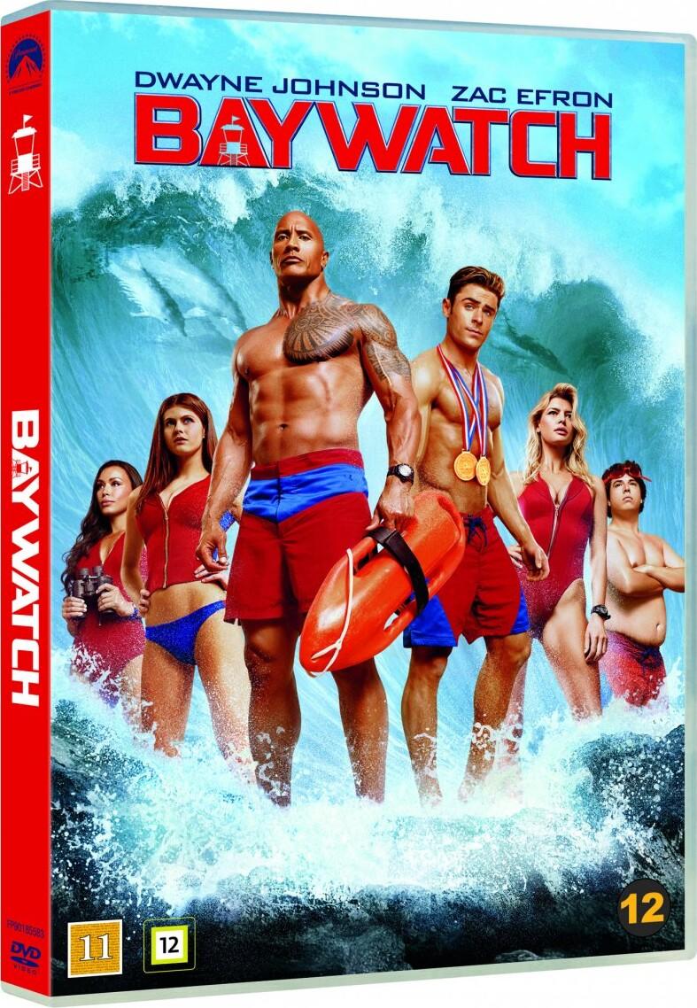 0165eb1d257 Baywatch - 2017 - DVD