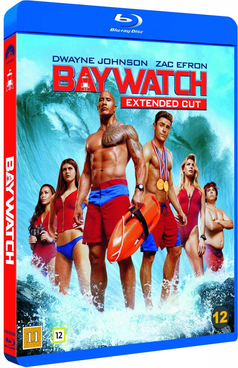 Image of   Baywatch - 2017 - Blu-Ray