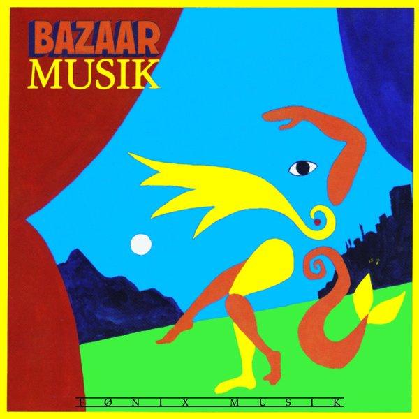 Billede af Bazaar Musik - CD
