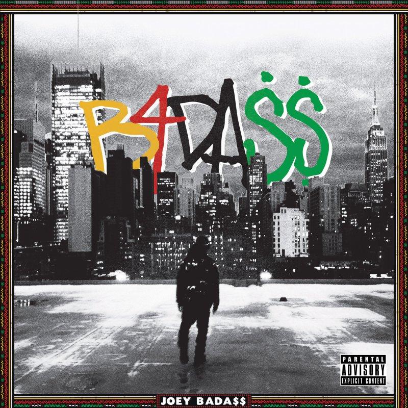 Image of   Joey Badass - B4.da.ss - Vinyl / LP