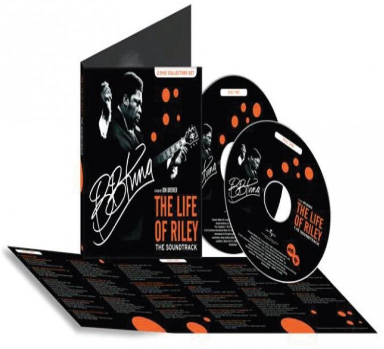 Image of   B.b. King - The Life Of Reiley Soundtrack - CD