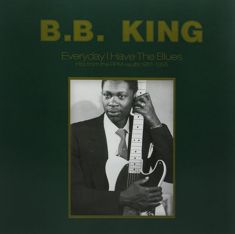 Image of   B.b. King - The Modern Singles - 1959 / 1962 - Vinyl / LP