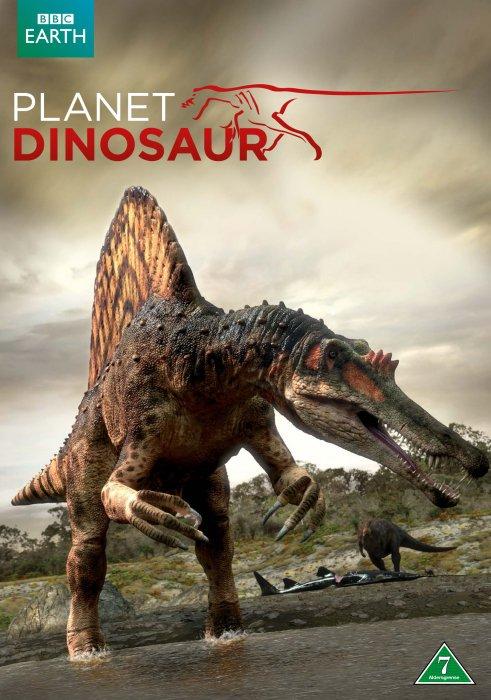 Image of   Bbc Earth - Planet Dinosaur - DVD - Film
