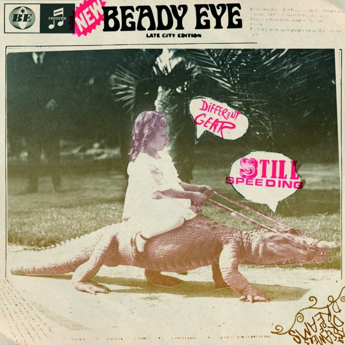 Image of   Beady Eye - Different Gear Still Speeding - CD