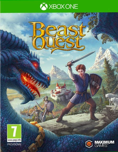 Image of   Beast Quest - Xbox One