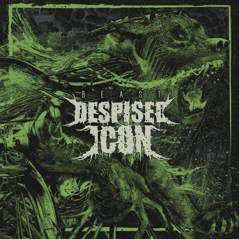 Image of   Despised Icon - Beast - CD