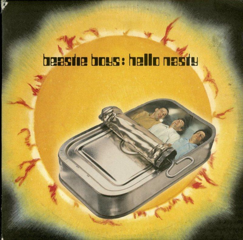 Image of   Beastie Boys - Hello Nasty - Original Recording Remastered - CD