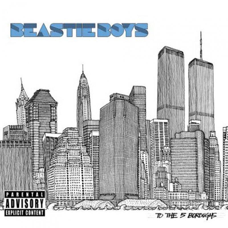 Billede af Beastie Boys - To The 5 Boroughs - CD