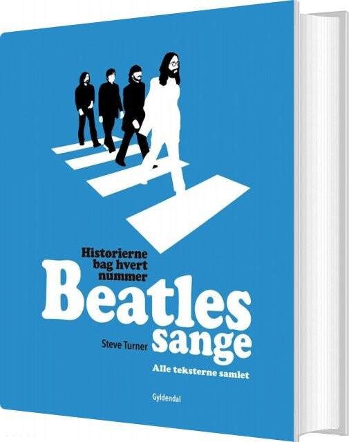 Billede af Beatles Sange - Steve Turner - Bog