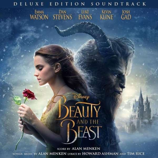 Image of   Beauty And The Beast - Deluxe - Soundtrack - CD