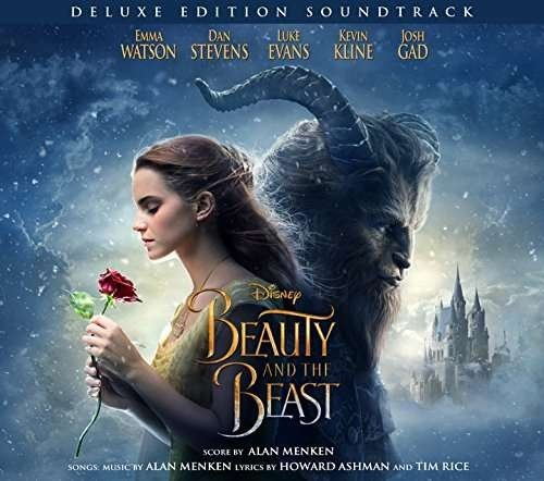 Image of   Beauty And The Beast Disney Soundtrack - CD