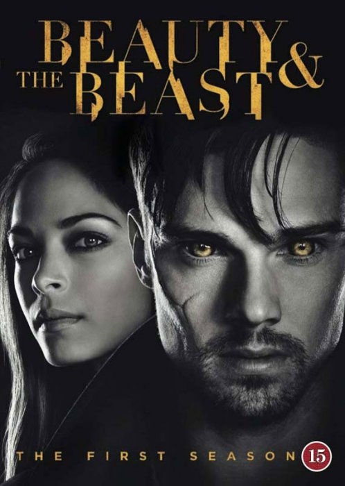 Image of   Beauty And The Beast - Sæson 1 - DVD - Tv-serie
