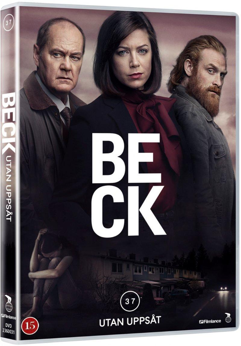 Image of   Beck 37 - Utan Uppsåt - DVD - Film