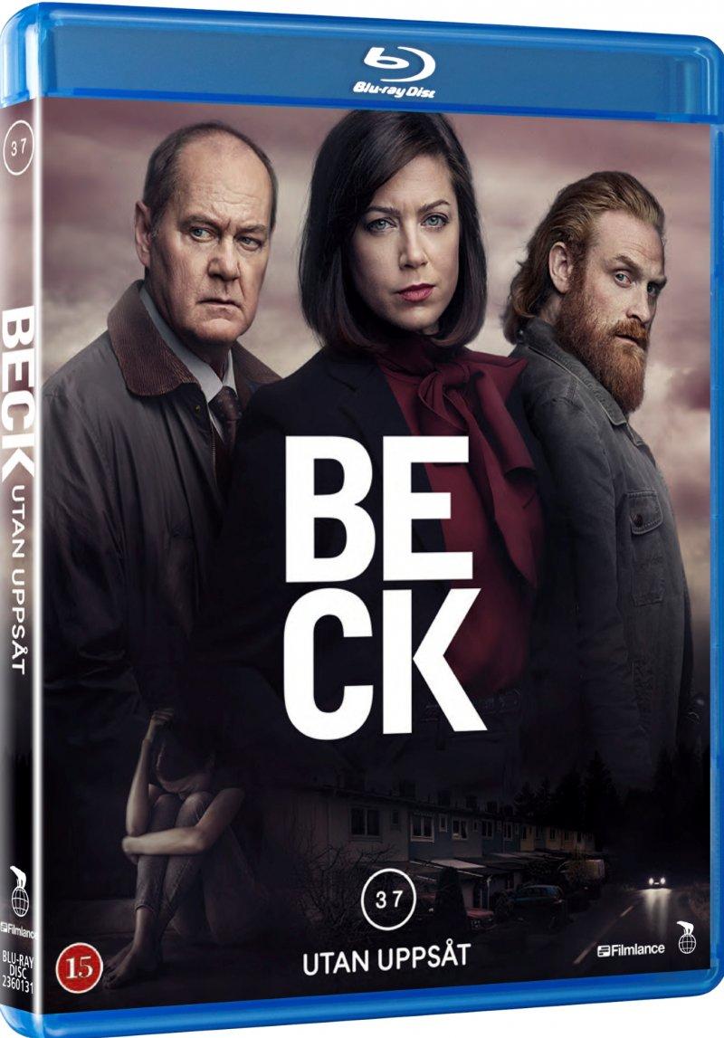 Image of   Beck 37 - Utan Uppsåt - Blu-Ray